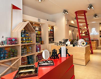 Kikkerland NYC Flagship Store