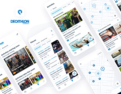 Decathlon Community App