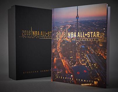 2016 NBA All-Star Toronto – Steering Committee Package