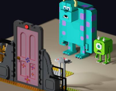 Voxel Monsters, Inc