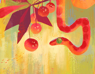 Cherry Snake