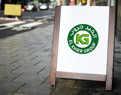 Logo Design (EL KHIER GROUP)