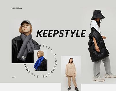 KeepStyle Shop