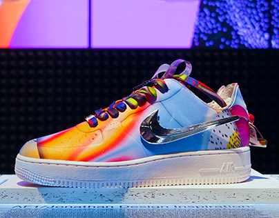 Nike - House of Innovation customisation