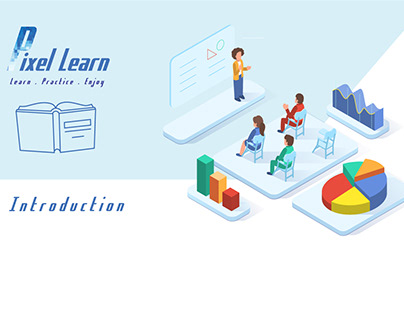 logo of pixel learn