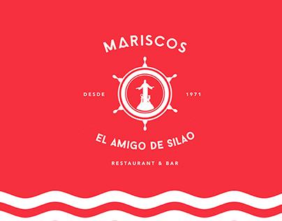 Branding Mariscos el Amigo de Silao