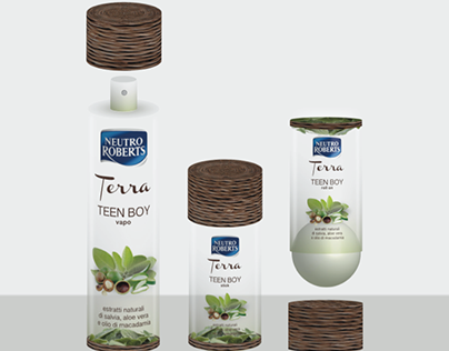 Packaging Design for a Deodorant