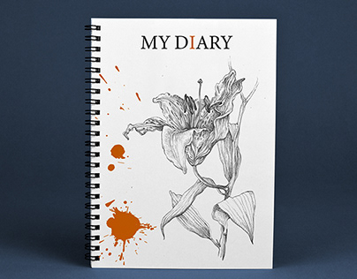 Drawings for books, notebooks, invitations...