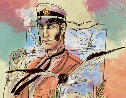Corto Maltese CG Art