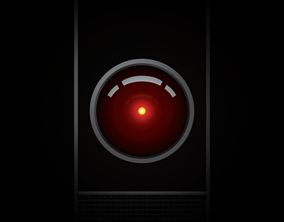 HAL 9000 - Personal project