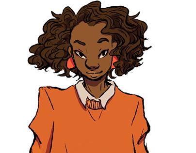 Non-binary Character Designs