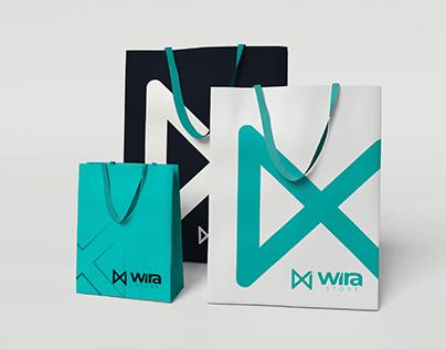 Wira Store - Identidade Visual