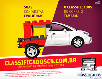 Correio Braziliense - Classificados ONLINE - 2015
