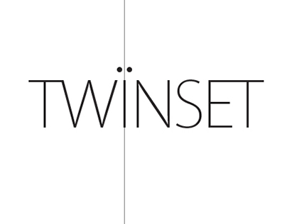 TWINSET - Brand CI