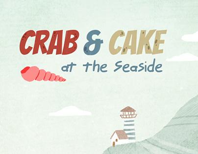 Crab & Cake - Storyboards