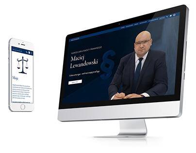 Kancelaria Radcy Prawnego | Website