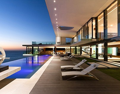 Amazing House With Infinity pool & an Ocean View