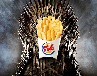 Burger King Takeover