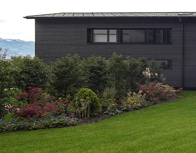 Einfamilienhaus im Liechtenstein
