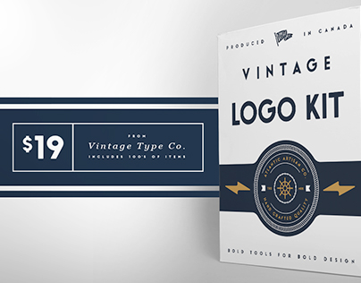 Vintage Logo Kit 2016