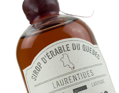Sirop d'érable du Quebec