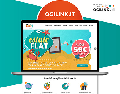 OGILink - Website V.2