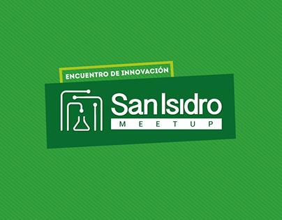Redes sociales para el San Isidro Meetup