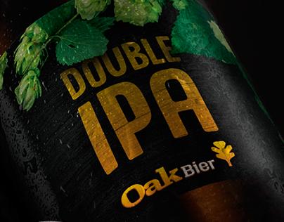 Oak Bier - Rótulos de cerveja