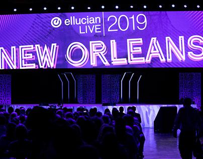 Ellucian Live Event Brand