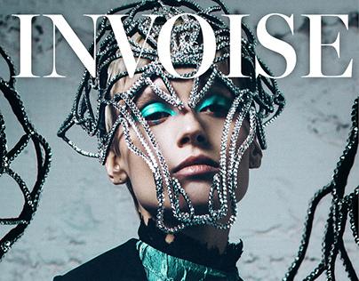 INVOICE magazine Cover story