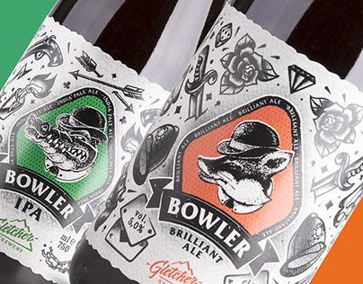 Bowler Brilliant Ale & Bowler IPA