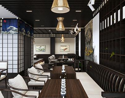Nhà hàng Japan -Hà nội