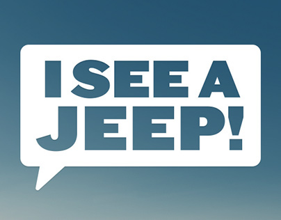 I See A Jeep 2014