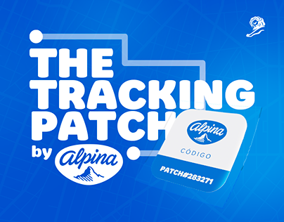 THE TRACKING PATCH - Alpina | Young Lions PR 2021