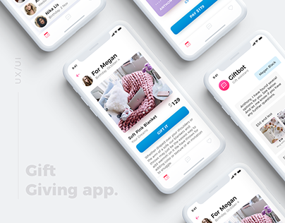 Gift Giving app with AI