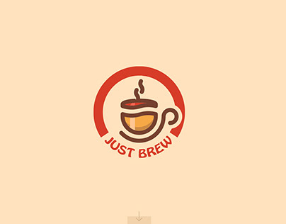 Just Brew - Coffee Branding