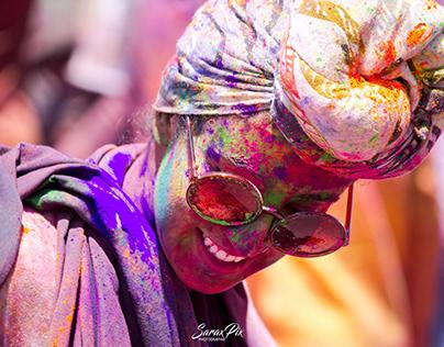 Holi (Le Festival Des Couleurs) Dakar 2019