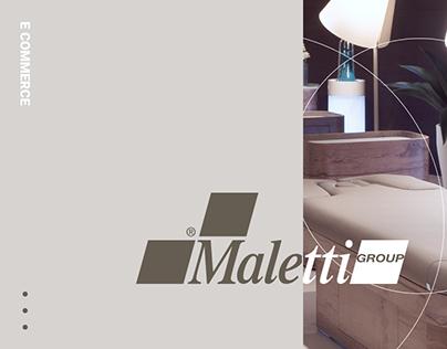 Maletti (Интернет-магазин) E commerce