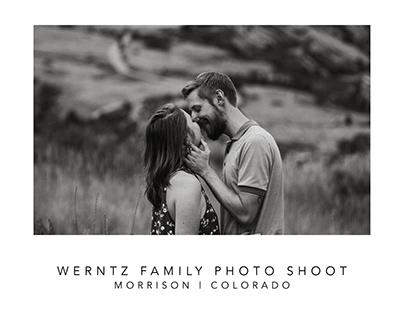 Werntz Family Photo Shoot