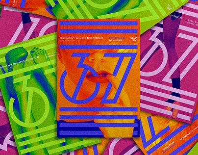 Eccentric 37 Posters