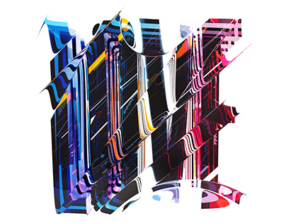 LOVE WINS - Biaxial Ambigram