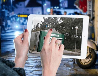 AR Controller for Intelligent Greenhouse Management
