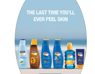 Nivea Sunscreen Lotion