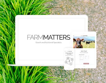 Farmmatters UX/Design