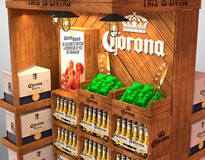 Corner Corona