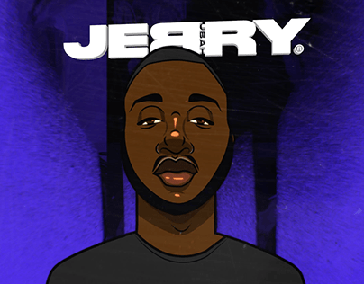 Jerry Dancing to Roses | Illustration and Animation