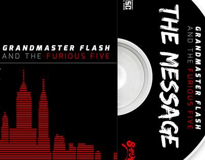 The Message Album Cover