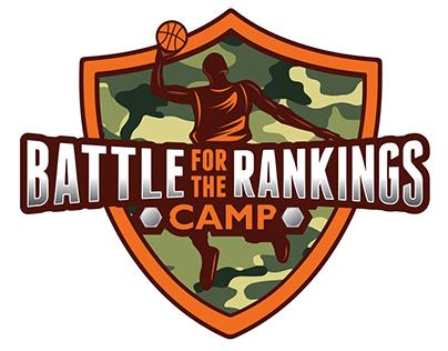 Battle for the Rankings Logo Design