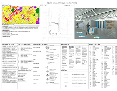Museum Construction Documents_Fall 2017