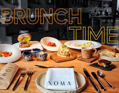 Restaurante XOMA | Insta Art